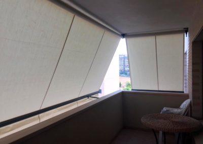 Toldo-balcón